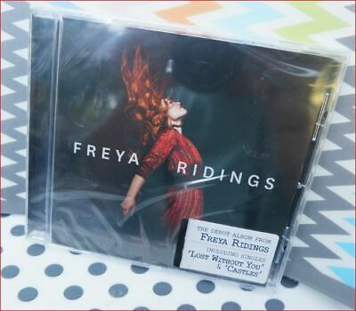 """""""Freya Ridings"""" New 2019 Sealed Fast Freepost Debut CD CASTLES/LOST WITHOUT YOU"""