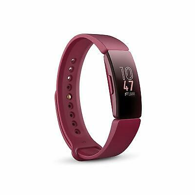 Refurbished Fitbit Inspire Fitness Tracker Watch - Sangria One Size