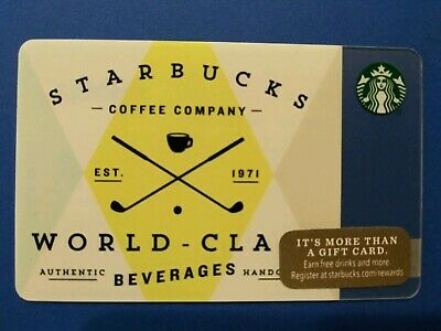 "New No Value Canada Series Starbucks /""GARDENING 2015/"" Gift Card"