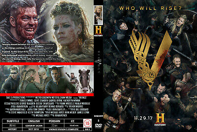Vikings Stagione 5 In Italiano Cofanetto Serie Tv Completa