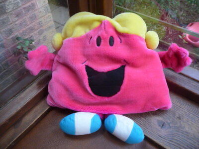 little  miss  chatterbox  hot  water  bottle  cover / pyjama  case
