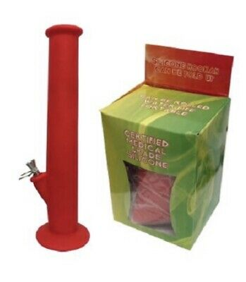 Silicone Foldable Portable Bong Waterpipe Brand New