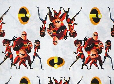 "MARVEL DC COMICS FABRIC SUPERHERO ACTION WORDS ZOOM ZAP  BLACK 17/"" REMNANT SCRAP"