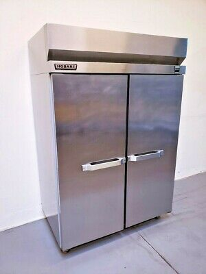 Commercial Reach In  Freezer/ Hobart Freezer /Two Section Reach In Freezer / Qf2