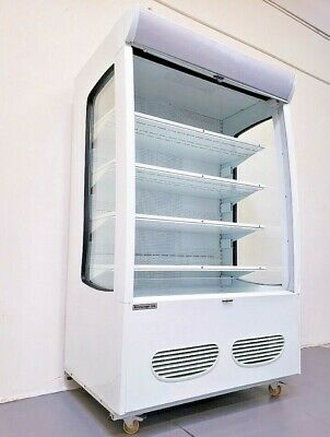 Commercial Refrigerator/Grab & Go Open Refrigerated Display/ Beverage Air Cooler