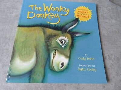 The Wonky Donkey by Craig Smith FUNdraiser 3 of 3 signed by MC Spee DREADZONE