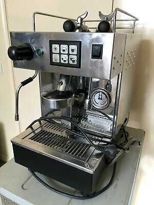 One group espresso coffee machine - Full commercial grade