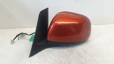 2007 Sx4 Passenger Dr Mirror Electric And Heated Orange Cover
