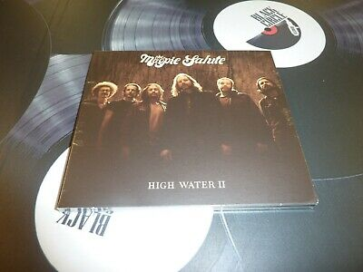The Magpie Salute - High Water Ii Cd Mint/Sealed + Free Uk P&P