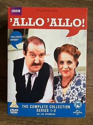 Allo 'Allo - The Complete Collection [DVD] [1982], Very Good DVDs