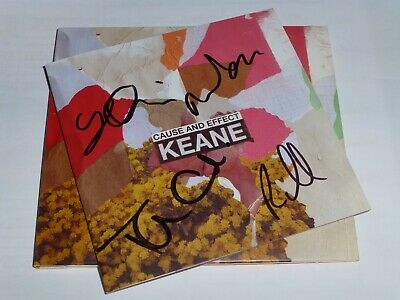 Keane : Cause And Effect - Signed Deluxe Cd Album, Limited Edition *In Stock*