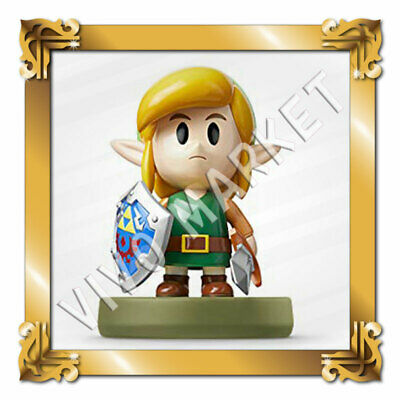 Nintendo amiibo LINK The Legend of Zelda Link's Awakening  Dream Island  F/S