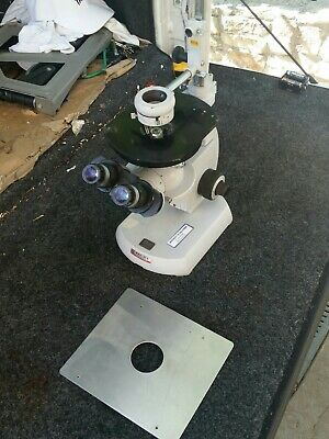Carl Zeiss Industrial Commercial Inverted Microscope Full Objectives NEW LOW $$