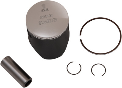 NEW PISTON KIT 2006-2007 KTM SMR 560 WOSSNER 99.96 mm STANDARD SIZE