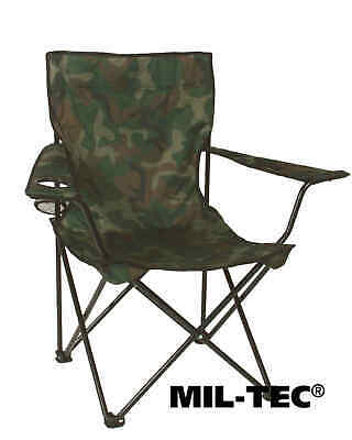 Mil-Tec RELAX SESSEL WOODLAND Stuhl Camping Outdoor