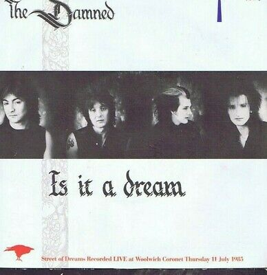 "Damned	Is It A Dream	7""	Mca	Grim 3"