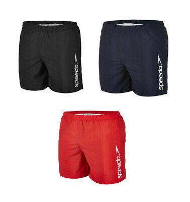 Speedo Swimming Shorts Challenge Kids Children Junior trunks Sizes S-L Ages 6-11