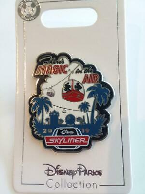 Disney Skyliner There's Magic in the Air 2019 Pin - NEW on Card