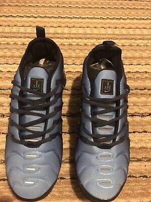 Nike Air Vapormax Plus (Blue-black)Brand New Without  BOX/ Size 8.5 mens