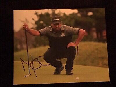 Michael Campbell signed Autographed 8x10 Photo US Open proof #2