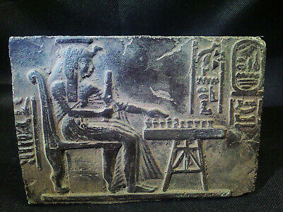 EGYPTIAN ANTIQUE ANTIQUITIES Stela Stele Stelae 1549-1366 BC