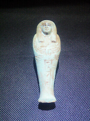 EGYPTIAN ANTIQUE ANTIQUITIES Ushabti Shawabti Shabti Shabty 1570-1092 BC