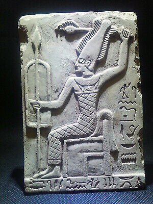 EGYPTIAN ANTIQUE ANTIQUITIES Stela Stele Stelae 1549-1344 BC