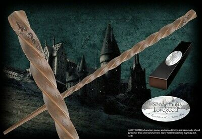 Harry Potter - Baguette de Xenophilius Lovegood - Noble Collection