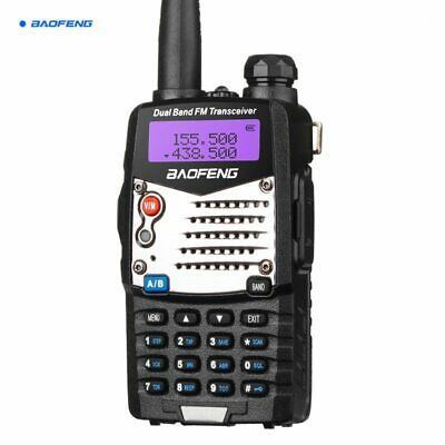 Baofeng UV-5RA For Police Walkie Talkie Scanner Radio Vhf Uhf Two Way radio 5RA