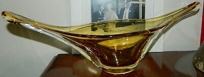VINTAGE 1970s Murano Glass Table Centrepeice