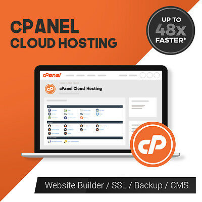 SPECIAL* 12 Months Unlimited Website Web Hosting cPanel Linux WordPress