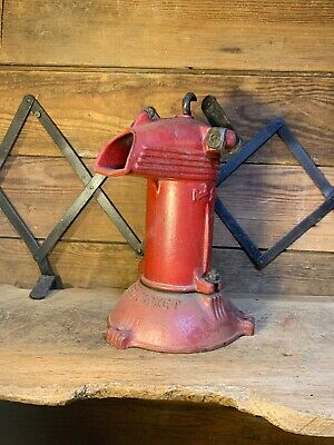 Red Jacket  Water Hand Pitcher Pump Handle Well Farm House Old Parts Cast Iron