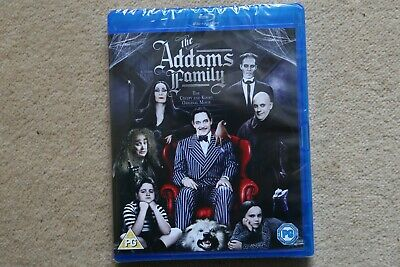 Blu-Ray   The Addams Family            Brand New Sealed Uk Stock