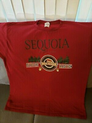 Sequoia National Park California - XL Tee