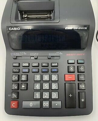 Casio Calculator Ribbon DR 270 HD DR270HD DR-270 HD
