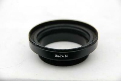 Leica Leitz 16474 M  Adapter Extension Ring Tube