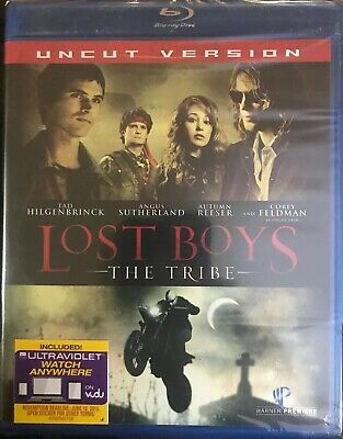 Lost Boys: The Tribe (Blu-ray, Uncut, 2008) NEW SEALED
