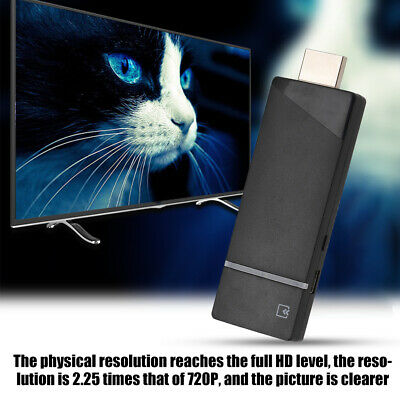 Miracast Wifi Display 4K TV Dongle Wireless Receiver 1080P HDMI AirPlay DLNA