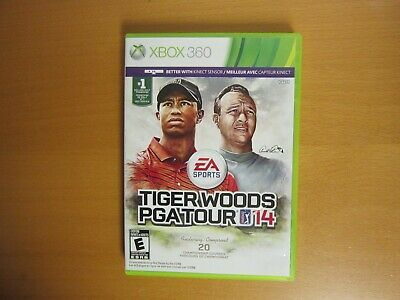 Tiger Woods PGA Tour 14 - Xbox 360 (No Manual)