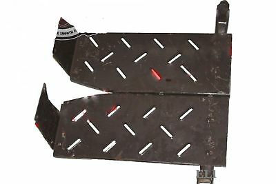 New Pair Safety Foot Rest Step Massey Ferguson 240 260 DI Model Tractors GEc
