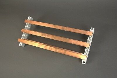 3x Rittal - Pls 800 Special Collection Rails Copper E-Cu 300 mm ² - Sv 3524.000