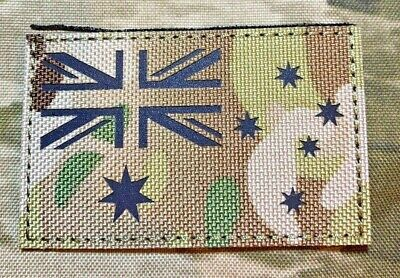 Australia, Australian Flag, ANF, Army, ADF, SAS, Multicam, Military, Patch.