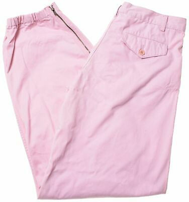 TED BAKER Girls Jogger Trousers 15-16 Years W28 L31 Pink Cotton  FD08