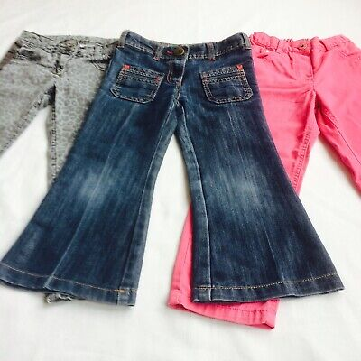 4 Yrs Girls Next Jeans And Trousers.