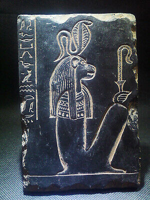 EGYPTIAN ANTIQUES ANTIQUITIES Stela Stele Stelae 1549-1320 BC