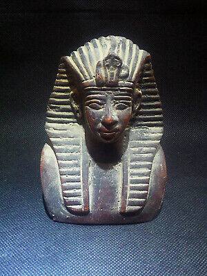 EGYPTIAN ANTIQUE ANTIQUITY Tutankhamun Statue Figure Sculpture 1549-1101 BC