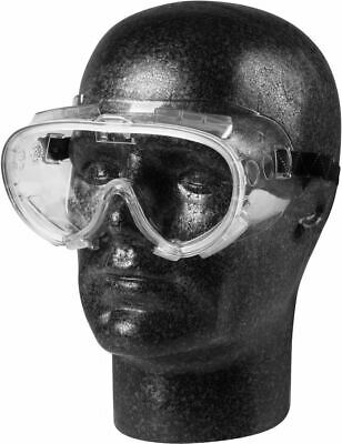 Glenwear PVC Safety Goggles