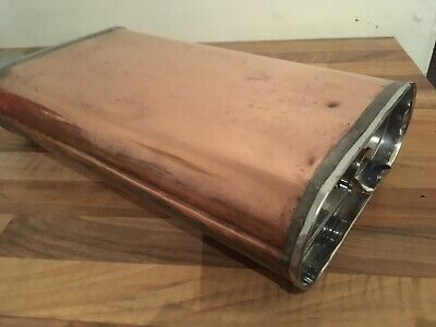 Copper Carriage Foot Warmer Antique