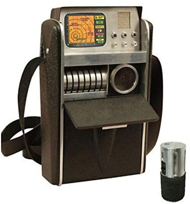 Star Trek The Original Series Classic Science Tricorder Removable Scanner Black