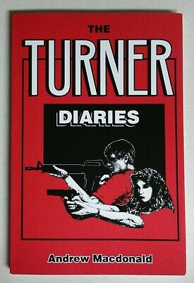 The Turner Diaries Andrew Macdonald 2Nd Edition Book Brand New